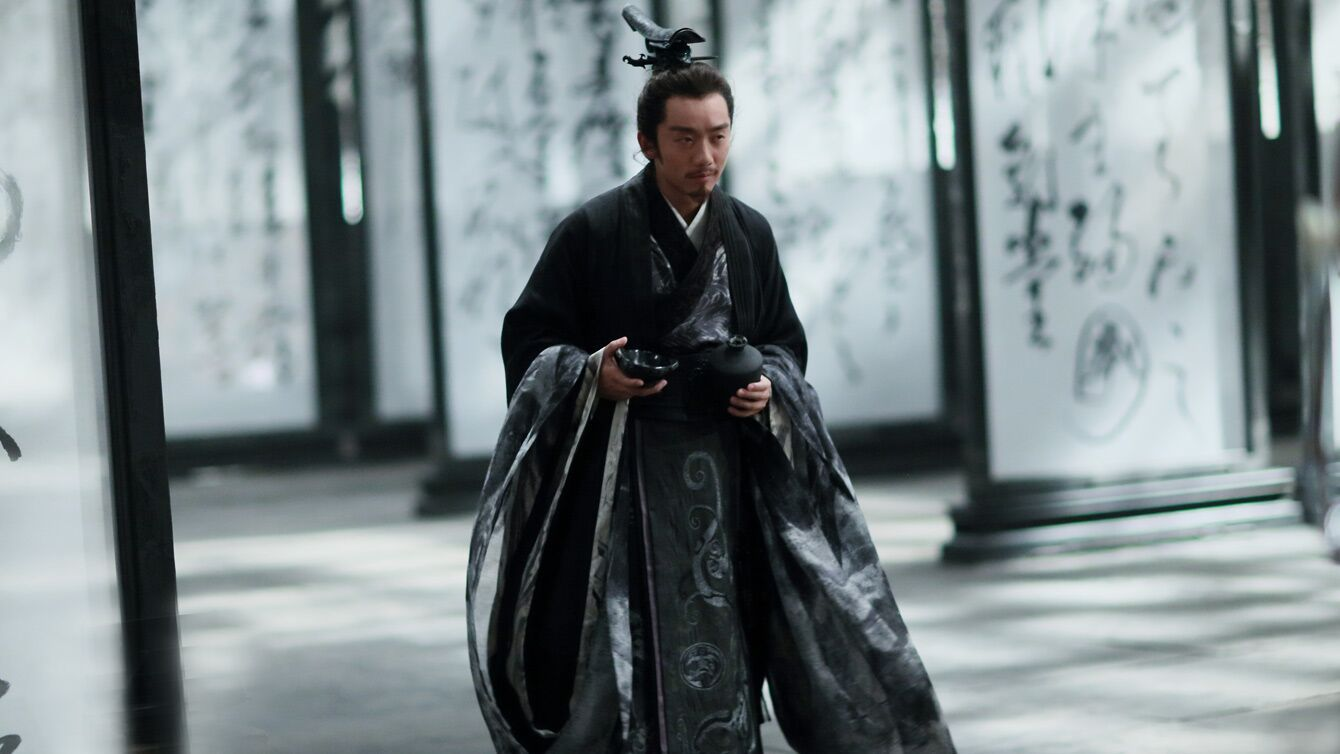 Zhang Yimou's action-fantasy Shadow sets gorgeous action in a grey