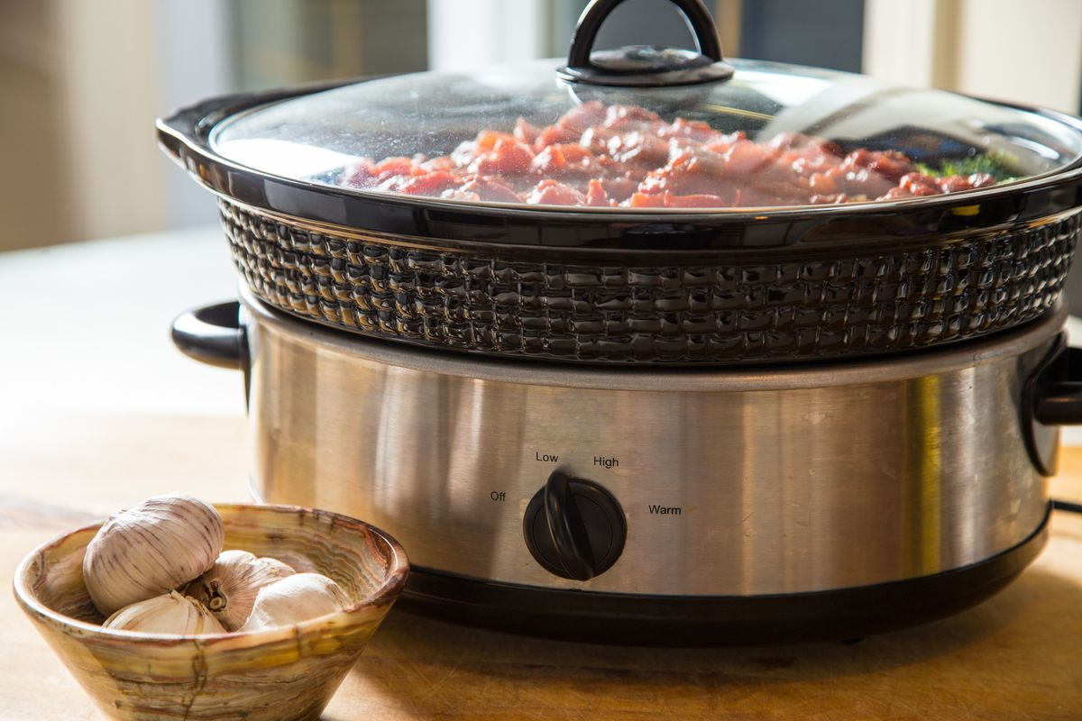 There's been an uptick in slow cooker meals due to the increase in home cooking amid the pandemic.