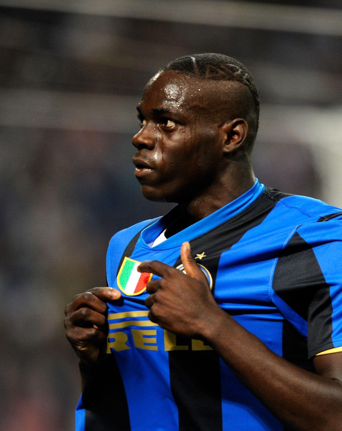 FC Inter Milan v AC Siena - Serie A