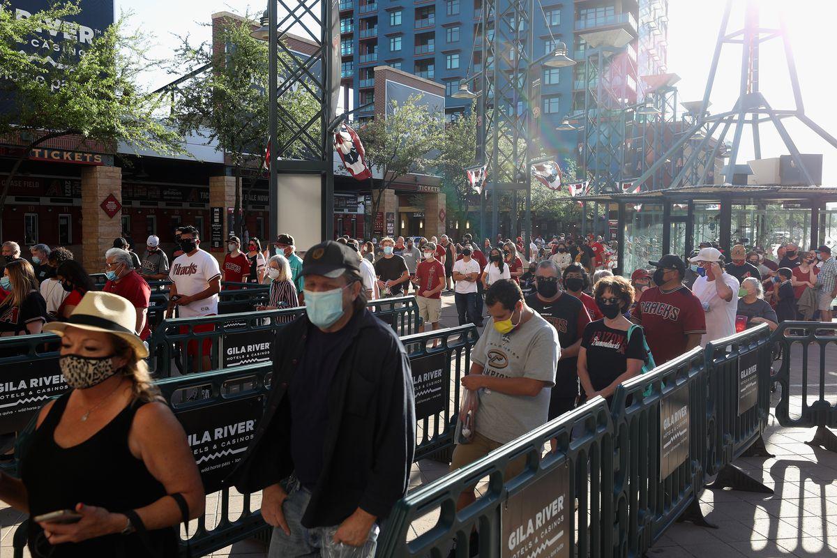 Cincinnati Reds v Arizona Diamondbacks