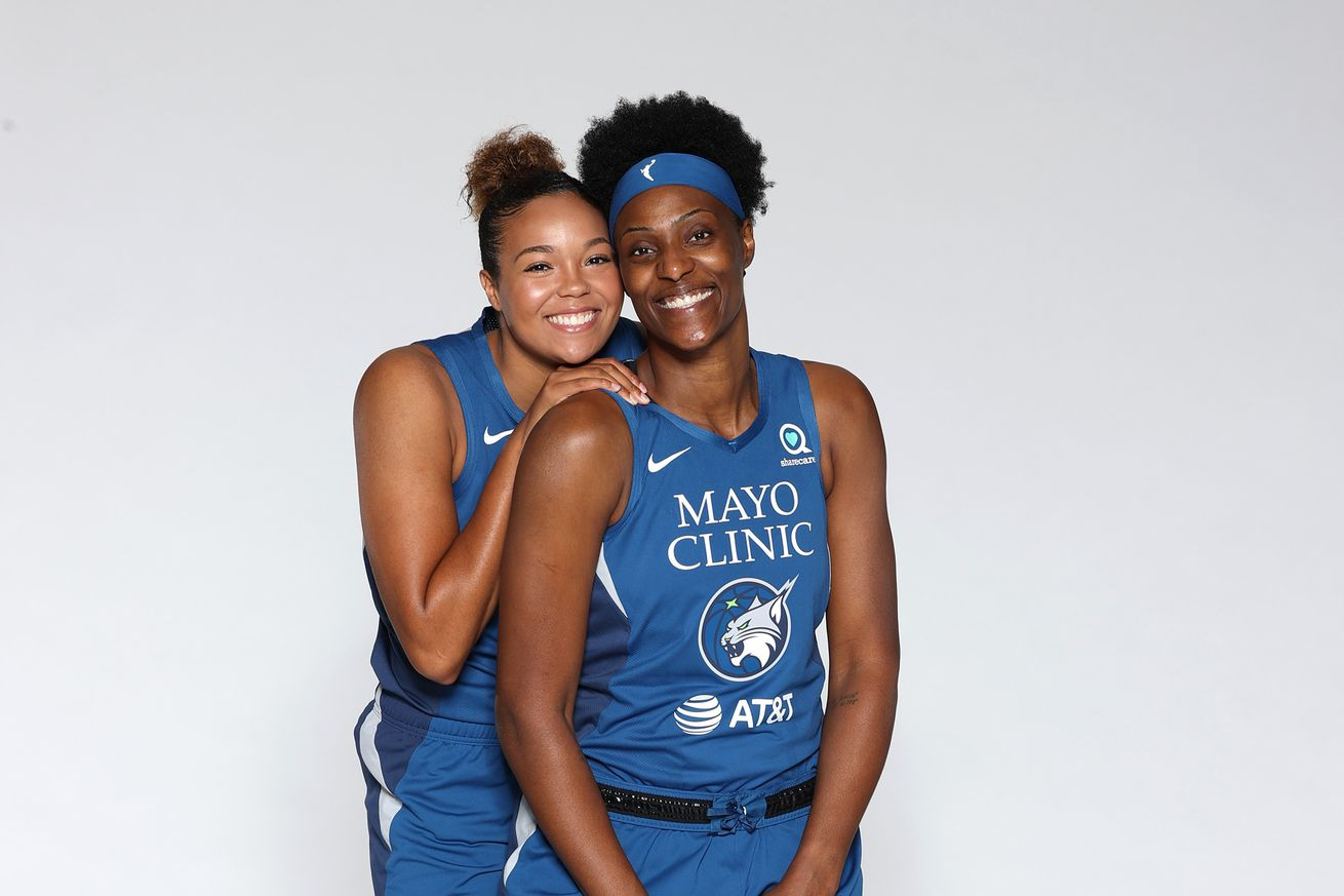 Minnesota Lynx 2020 Media Day