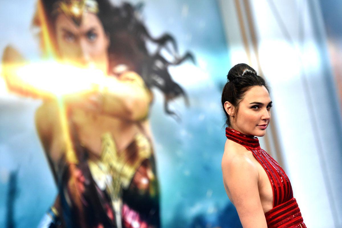 Premiere Of Warner Bros. Pictures' 'Wonder Woman' - Arrivals