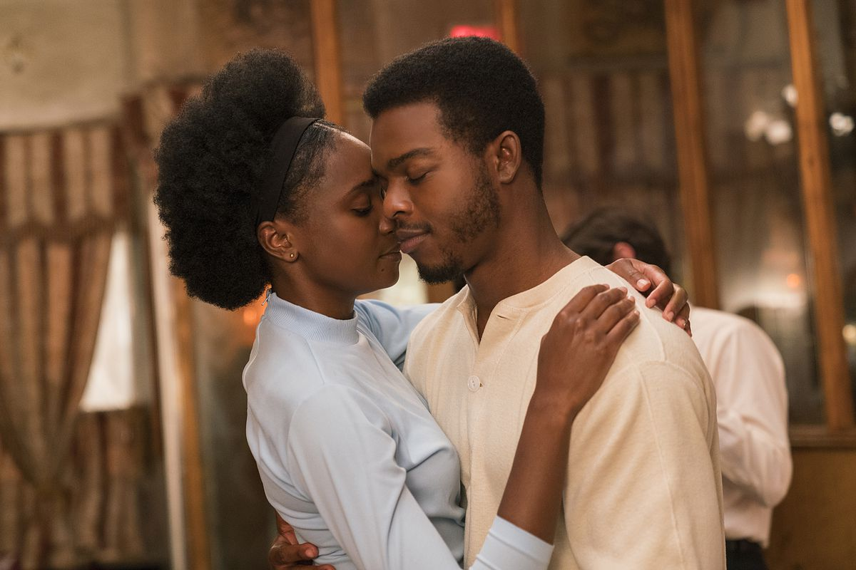 Tish and Fonny's love story is the heart of If Beale Street Could Talk.