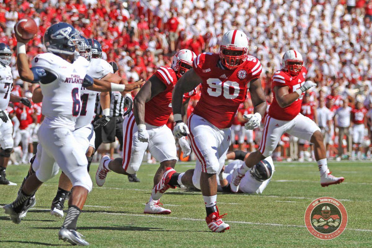 Greg McMullen of Nebraska football