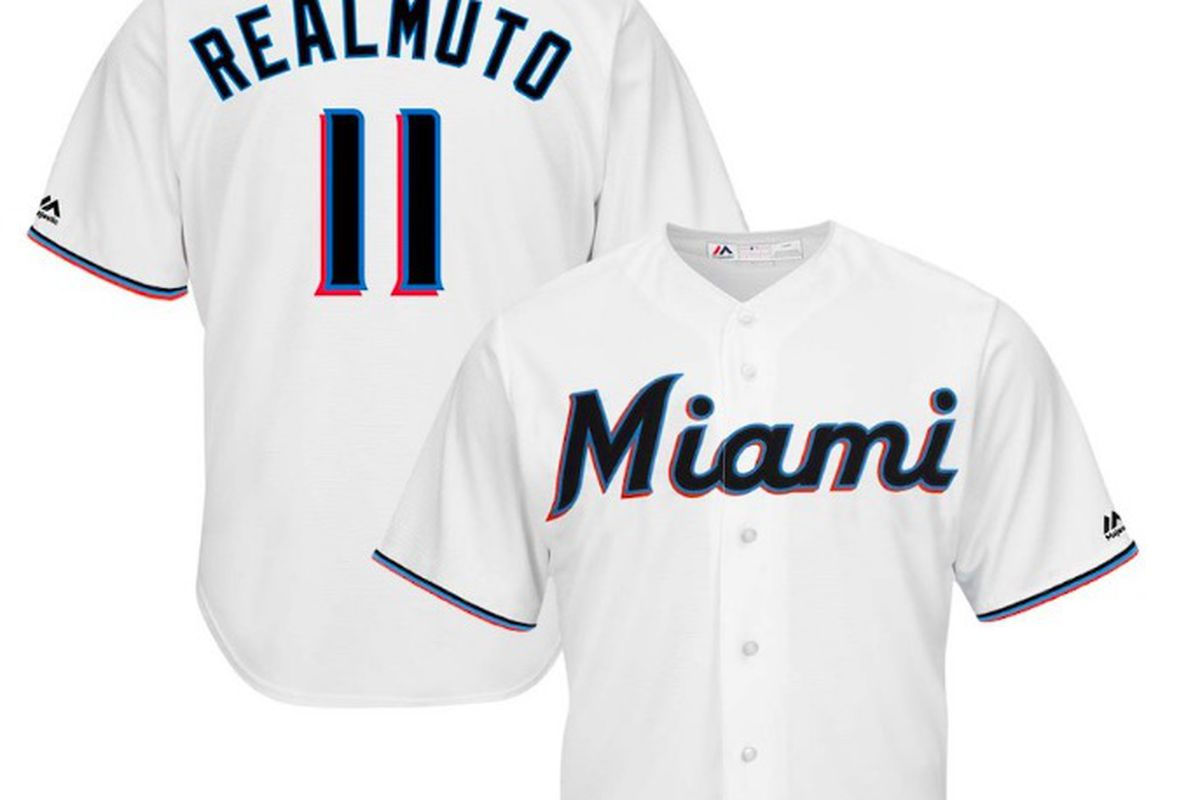 61ab3d67e The Miami Marlins have new uniforms