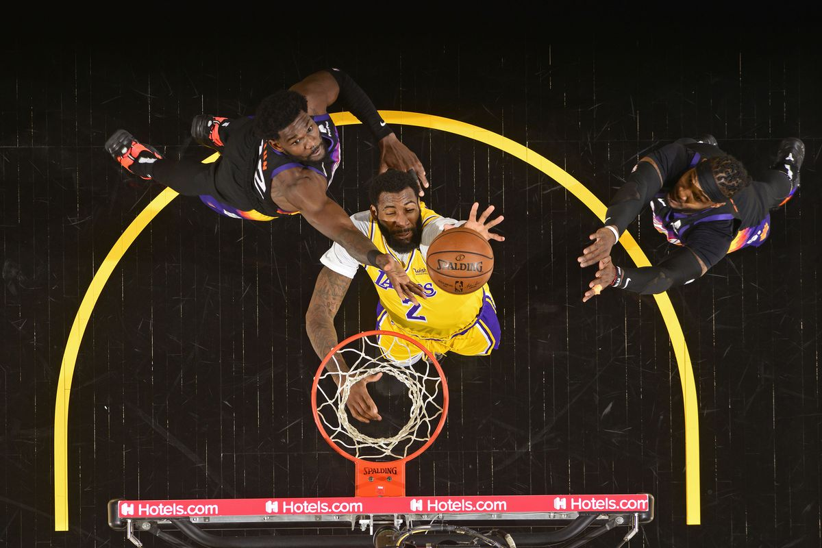 2021 Playoffs - Los Angeles Lakers v Phoenix Suns