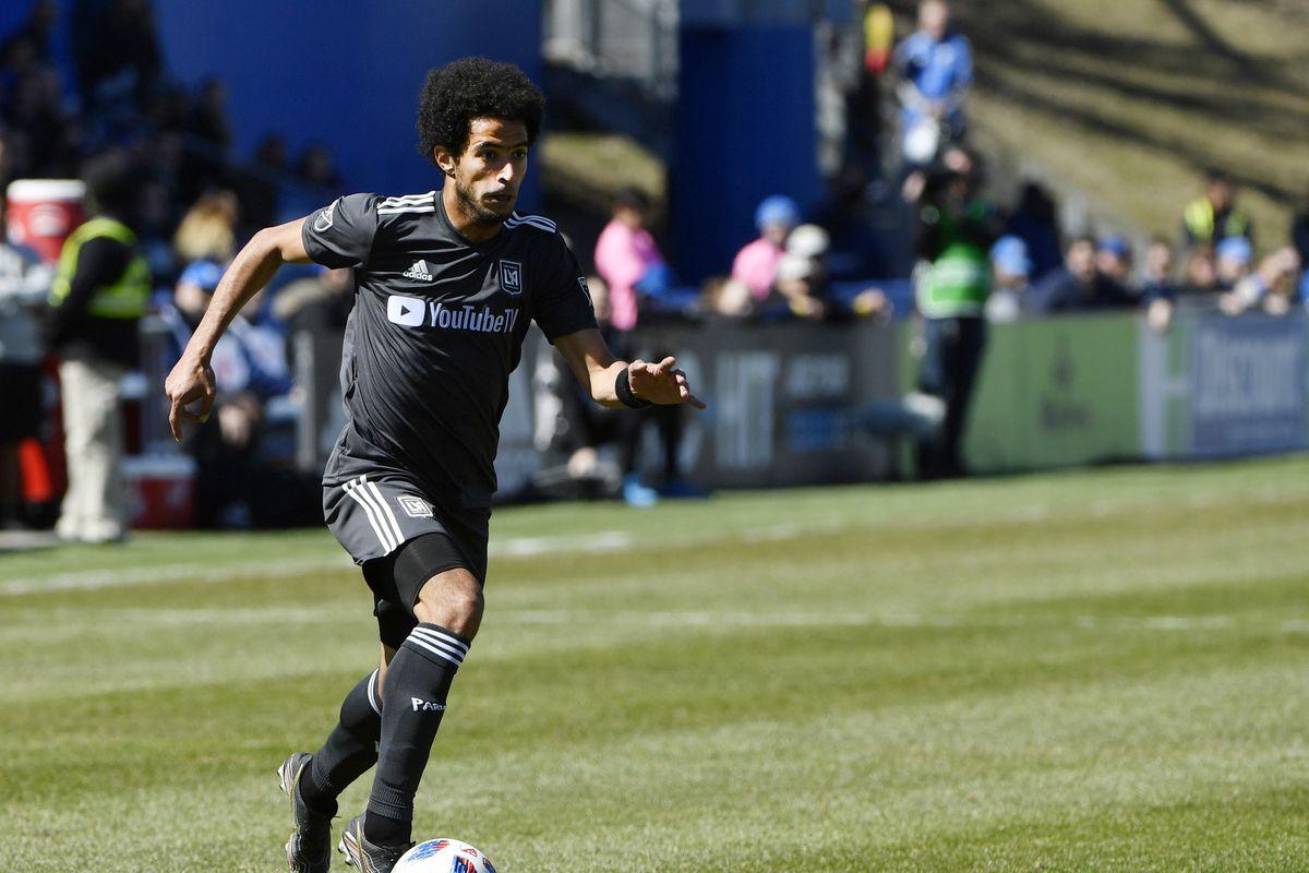 MLS: Los Angeles FC at Montreal Impact