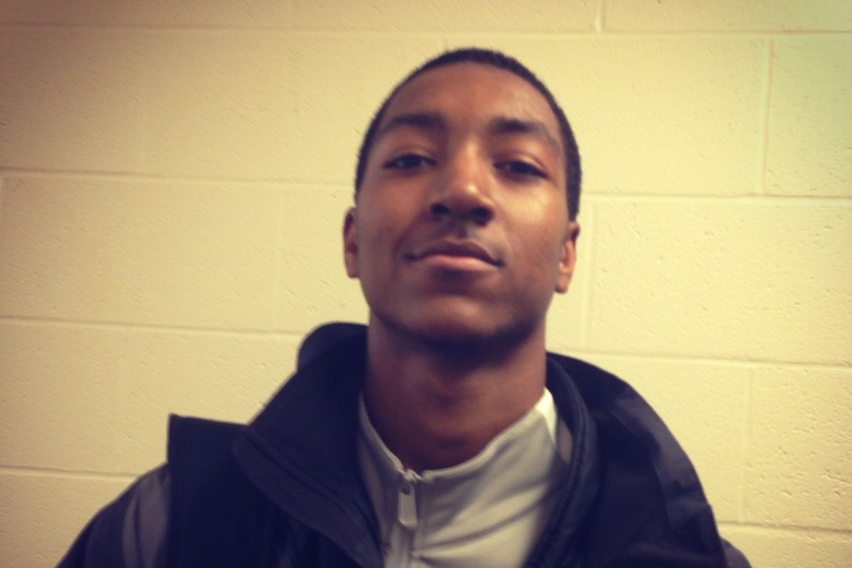 Northland's Doug Taylor was the top post player in action on Saturday