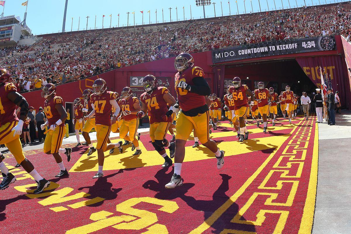 Oregon State v USC