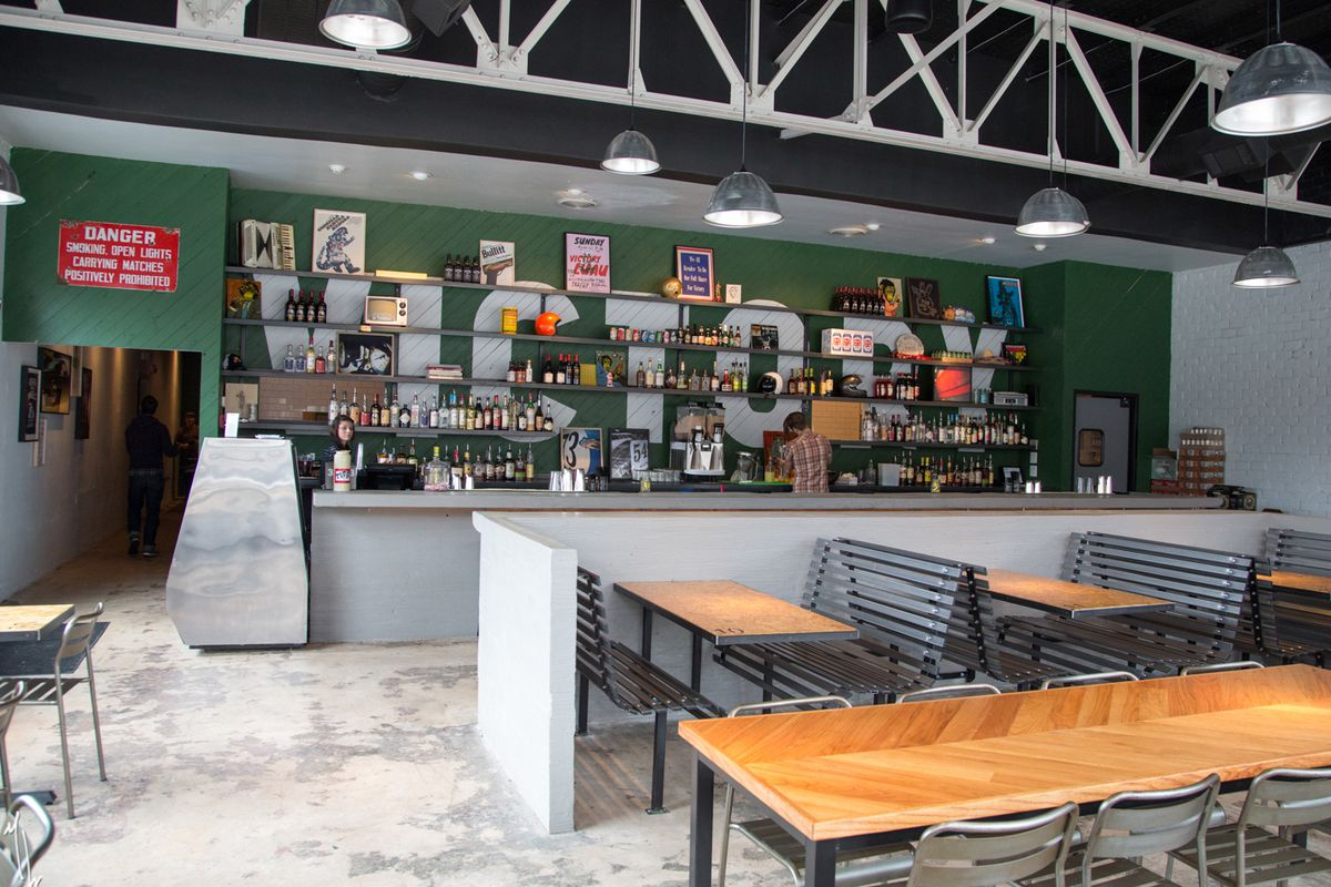 Victory Sandwich Bar's Decatur location.