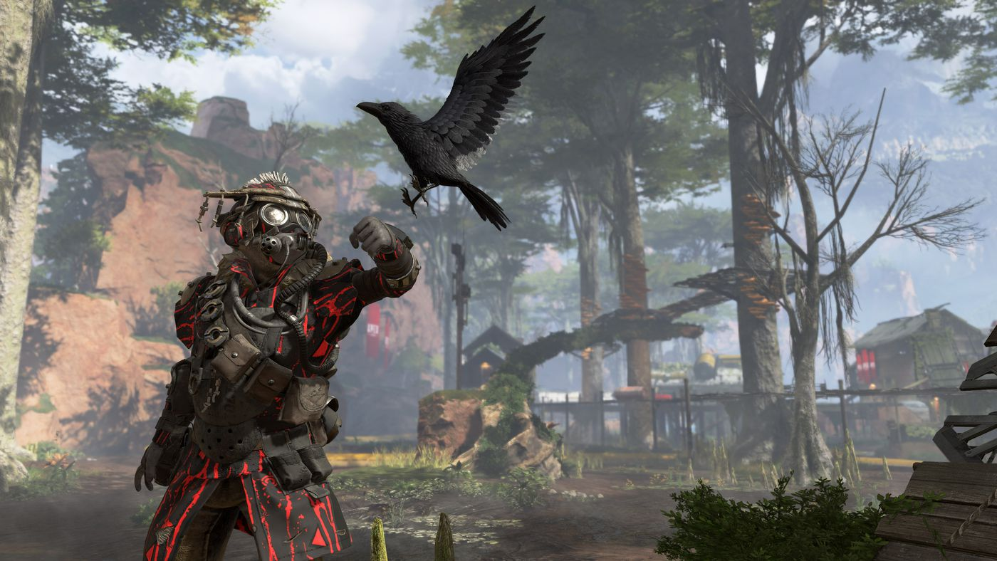 Apex Legends is a Fortnite-style shooter from the creators of