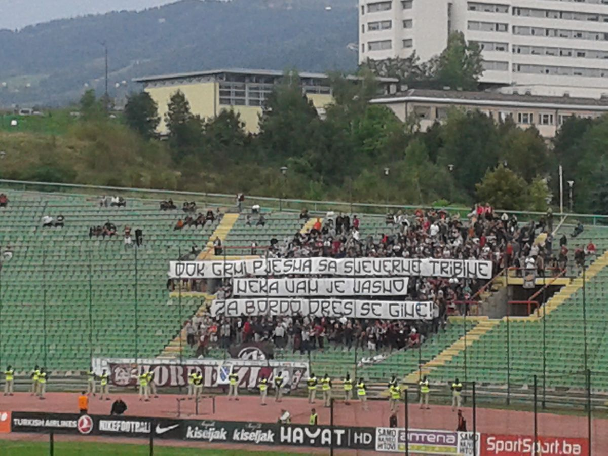 ultras banners