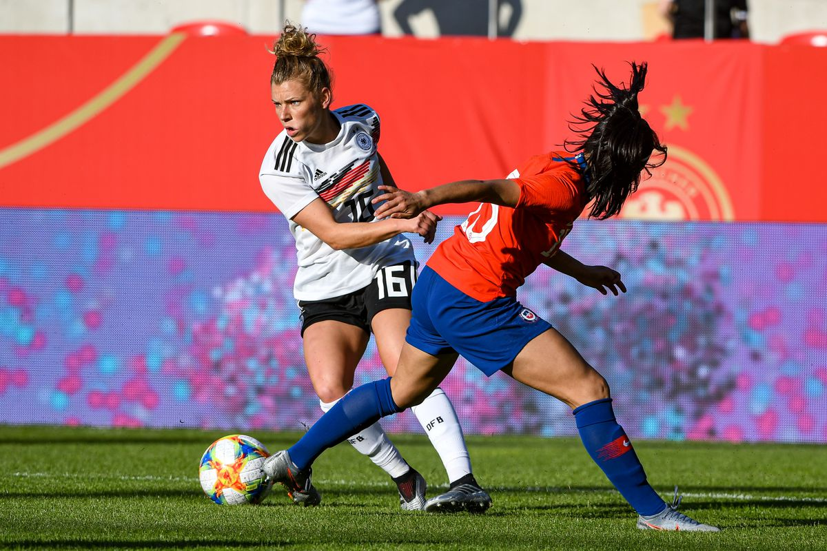 ecf0fbed032 Germany women s team beats Chile in friendly - Bavarian Football Works