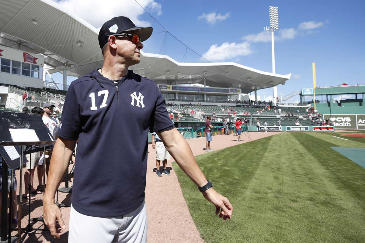 293fdf7b10f238 Aaron Boone demonstrates why the Yankees hired him to be their ...