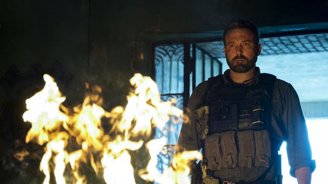 Ben Affleck burning through cash in <em>Triple Frontier</em>.
