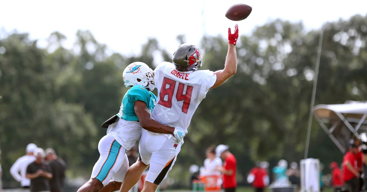 Miami Dolphins @ Tampa Bay Buccaneers Preseason Game Two Live Thread & Game Information