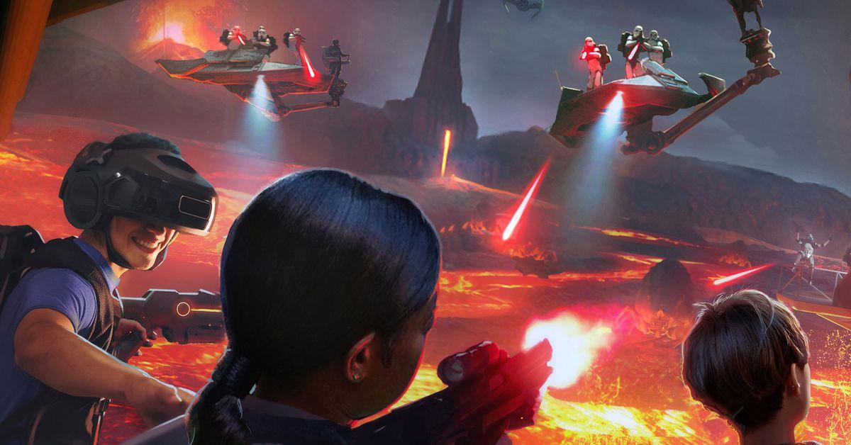 The VR arcade that Disney crowned is teetering on the brink of extinction