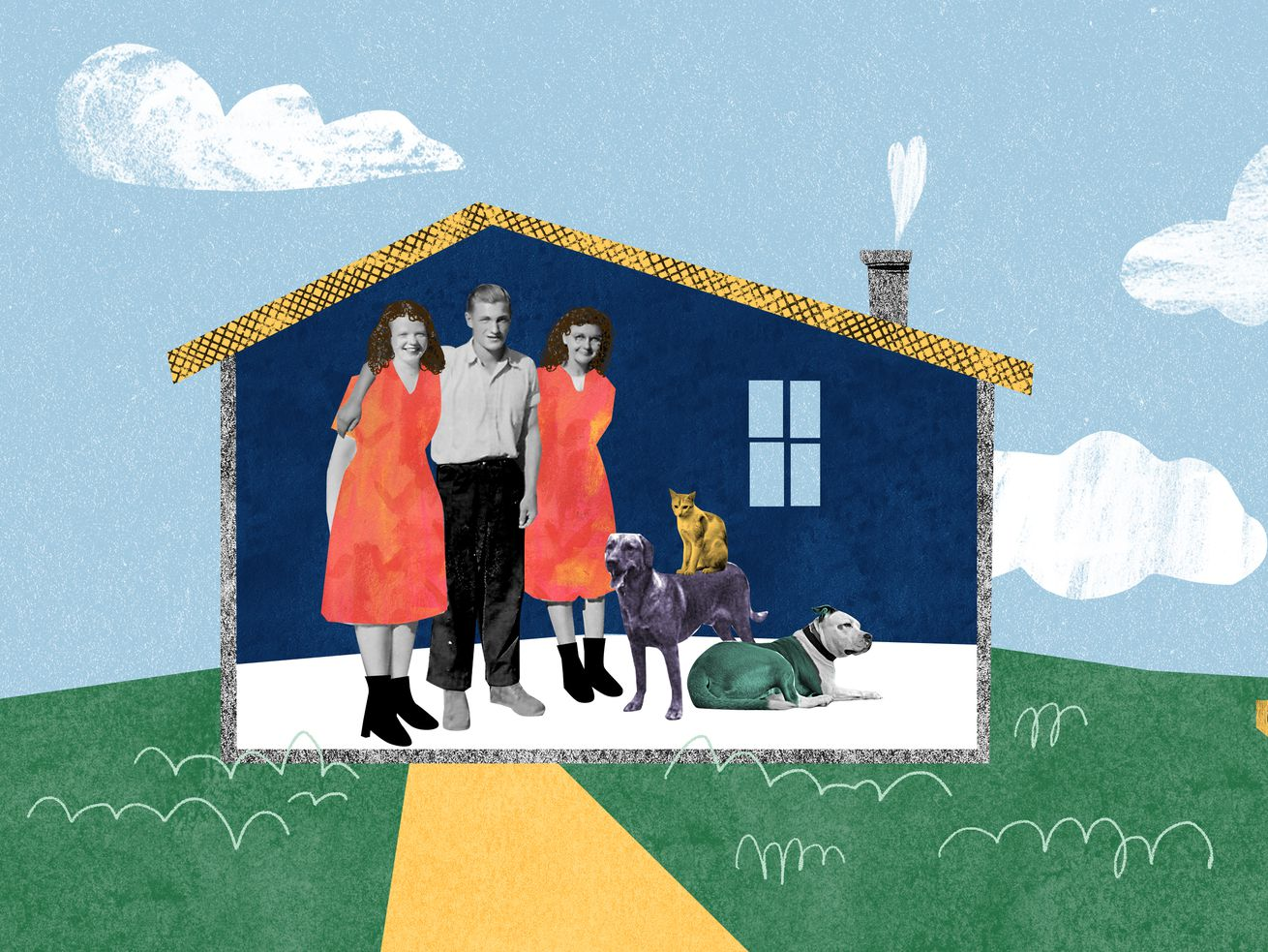 Choosing to live with my boyfriend—and my sister