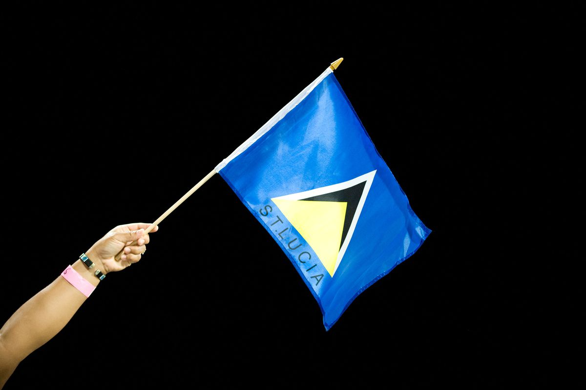 Barbados Tridents v St Lucia Zouks - CPL