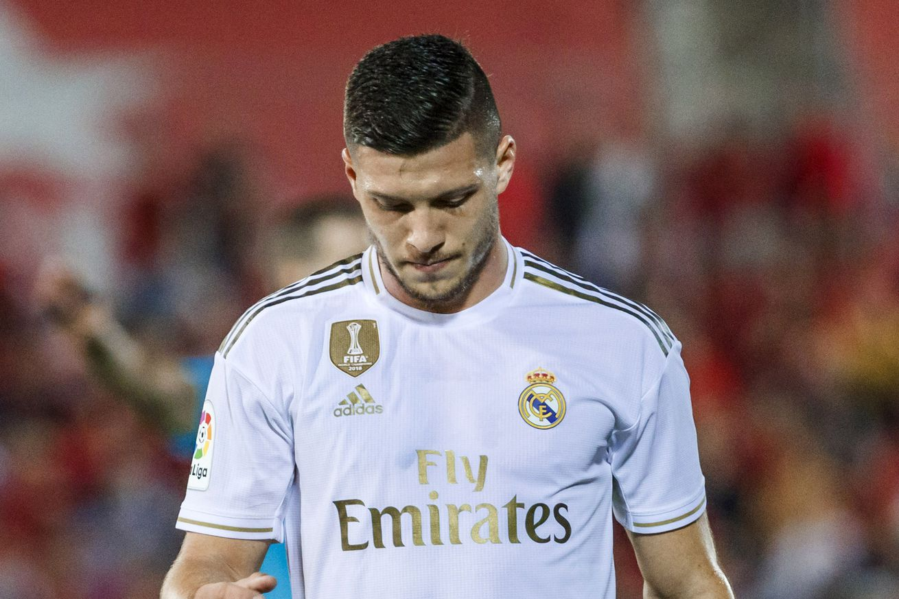 BREAKING: Luka Jovic self-isolating at home after potential COVID19 contact