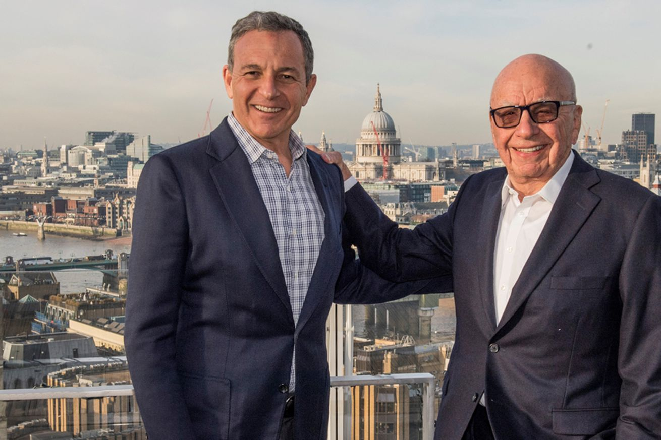the disney 21st century fox deal a timeline