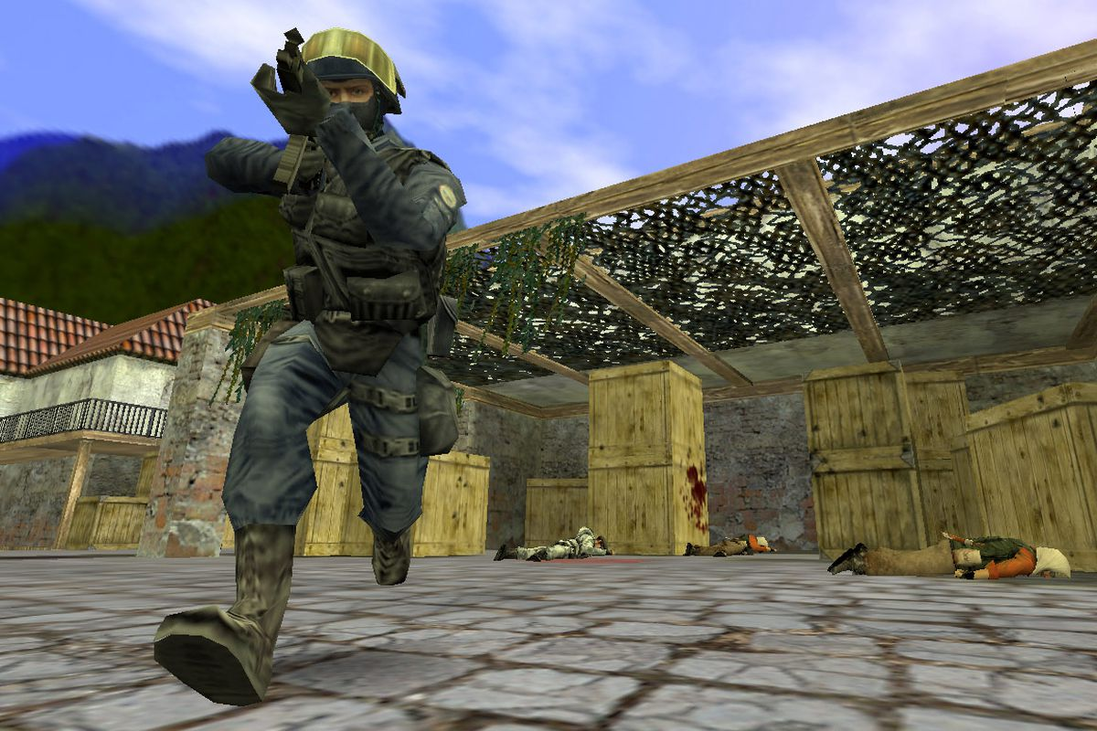 Counter-Strike co-creator arrested over alleged child sexual exploitation