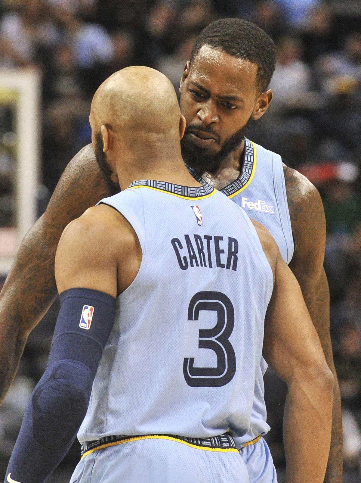 NBA: Milwaukee Bucks at Memphis Grizzlies