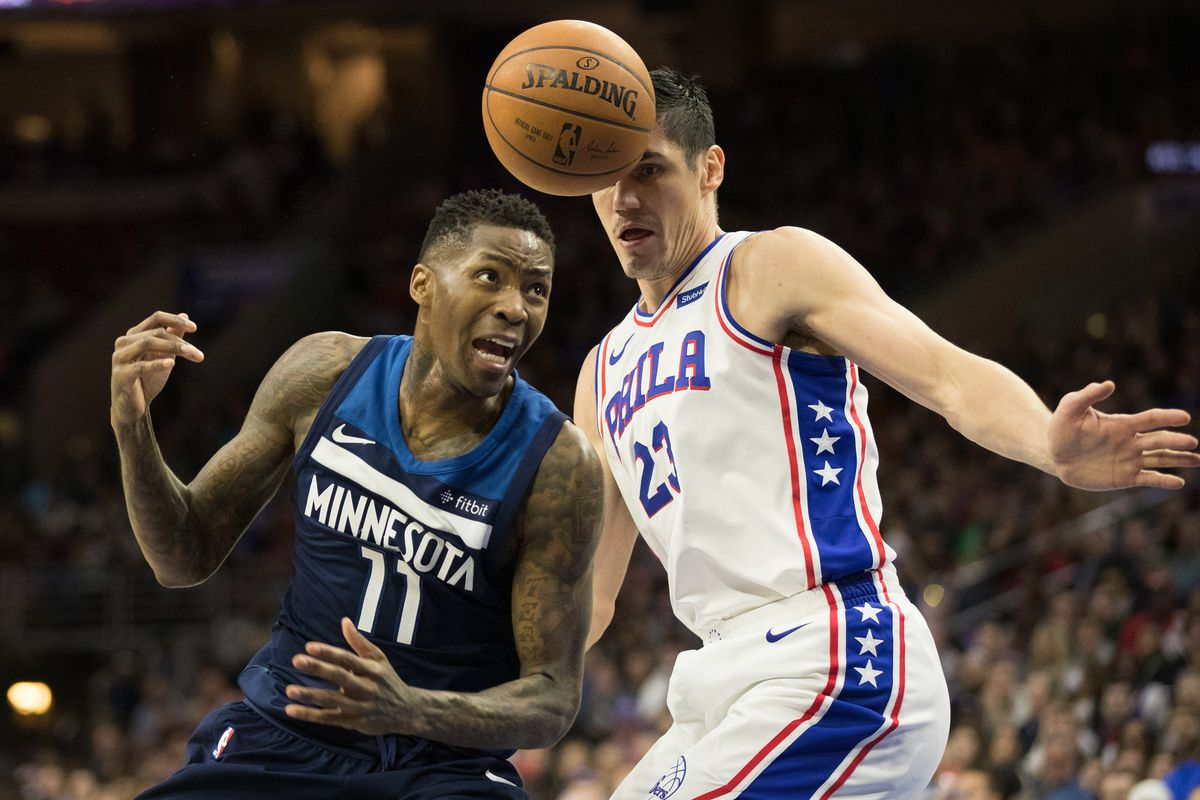facfee797 NBA Free Agency  The Sixers should have zero interest in Jamal ...