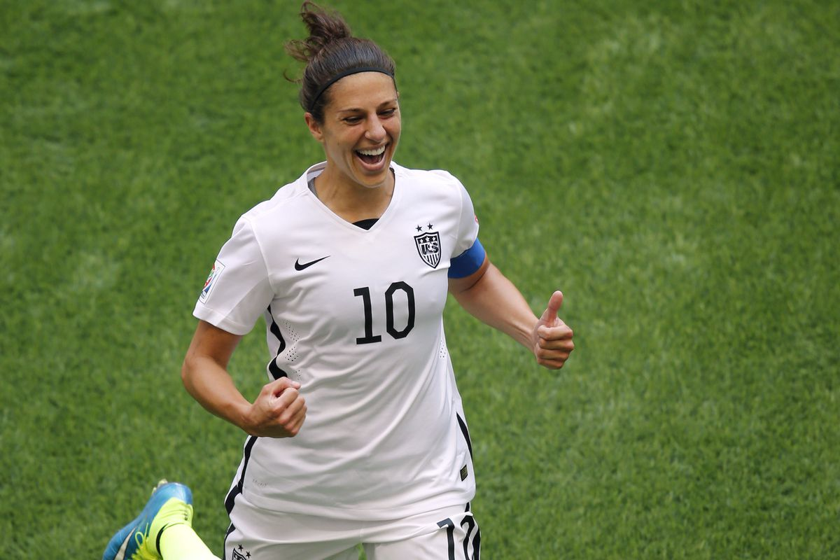 Carli Lloyd, who scored a hattrick July 5 to help the U.S. Women's National Team win their third Women's World Cup, will rejoin the Houston Dash Sunday.