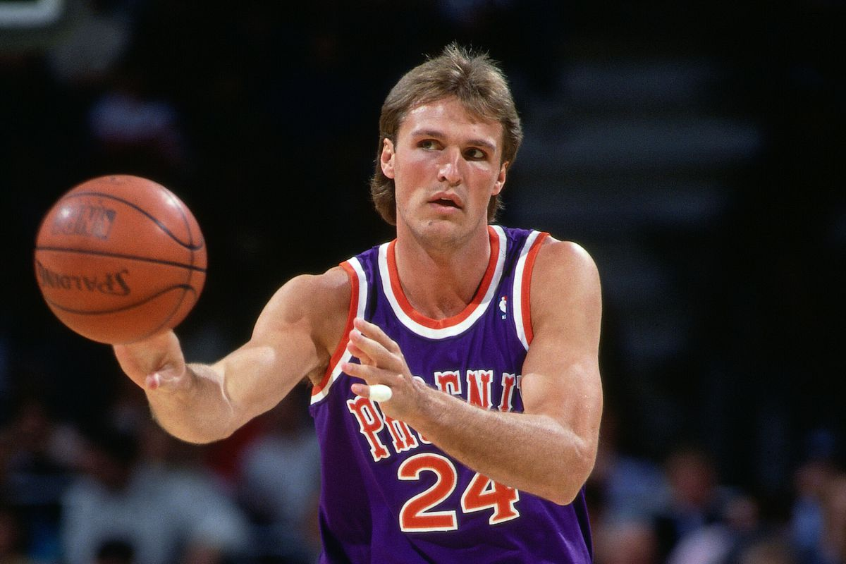 Tom Chambers Action Portrait