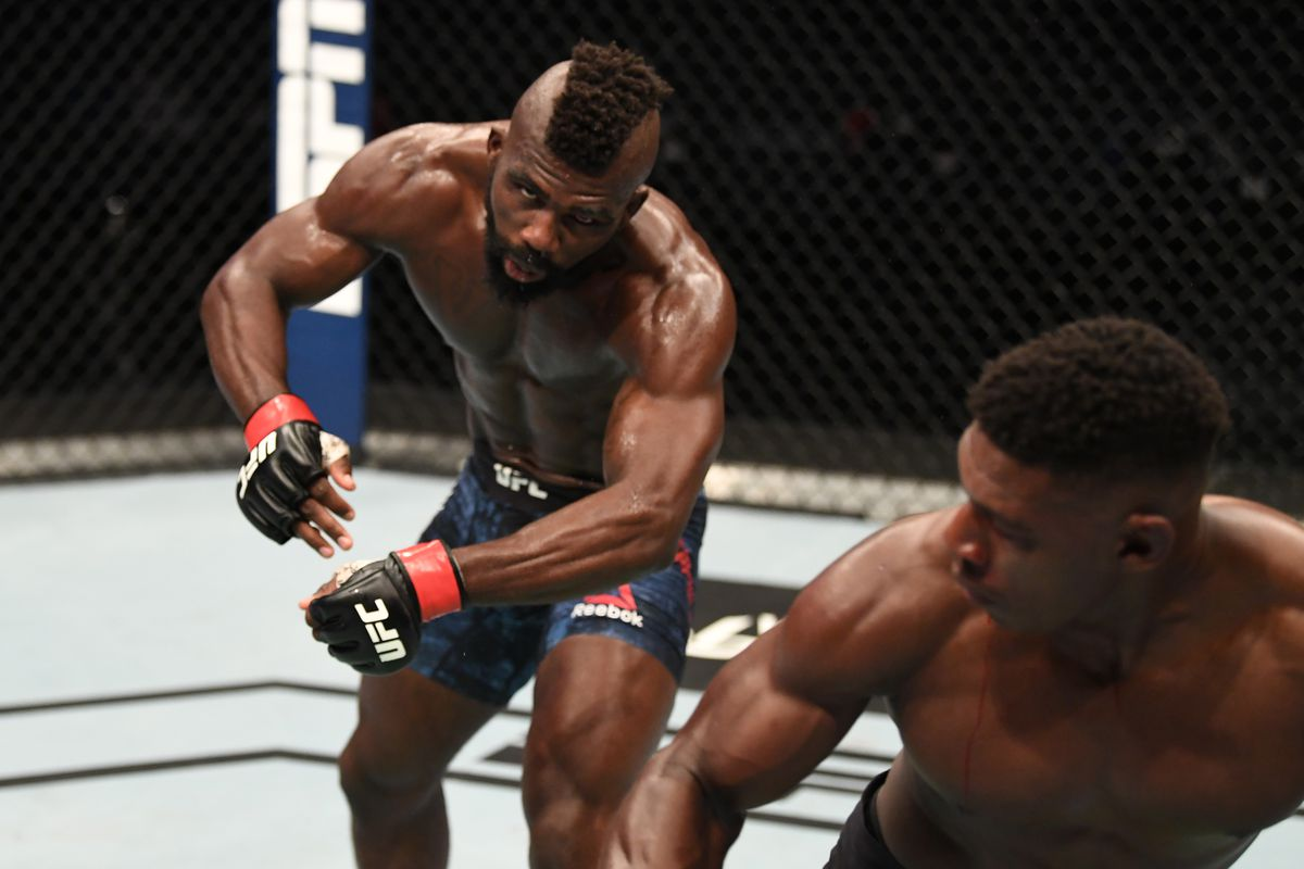 UFC Fight Island 5 results: Stars react to Joaquin Buckley and Cory  Sandhagen's spectacular KO's - MMAmania.com