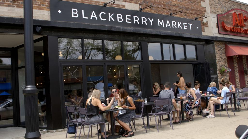 Blackberry Market is located at36 S. La Grange Road in La Grange.