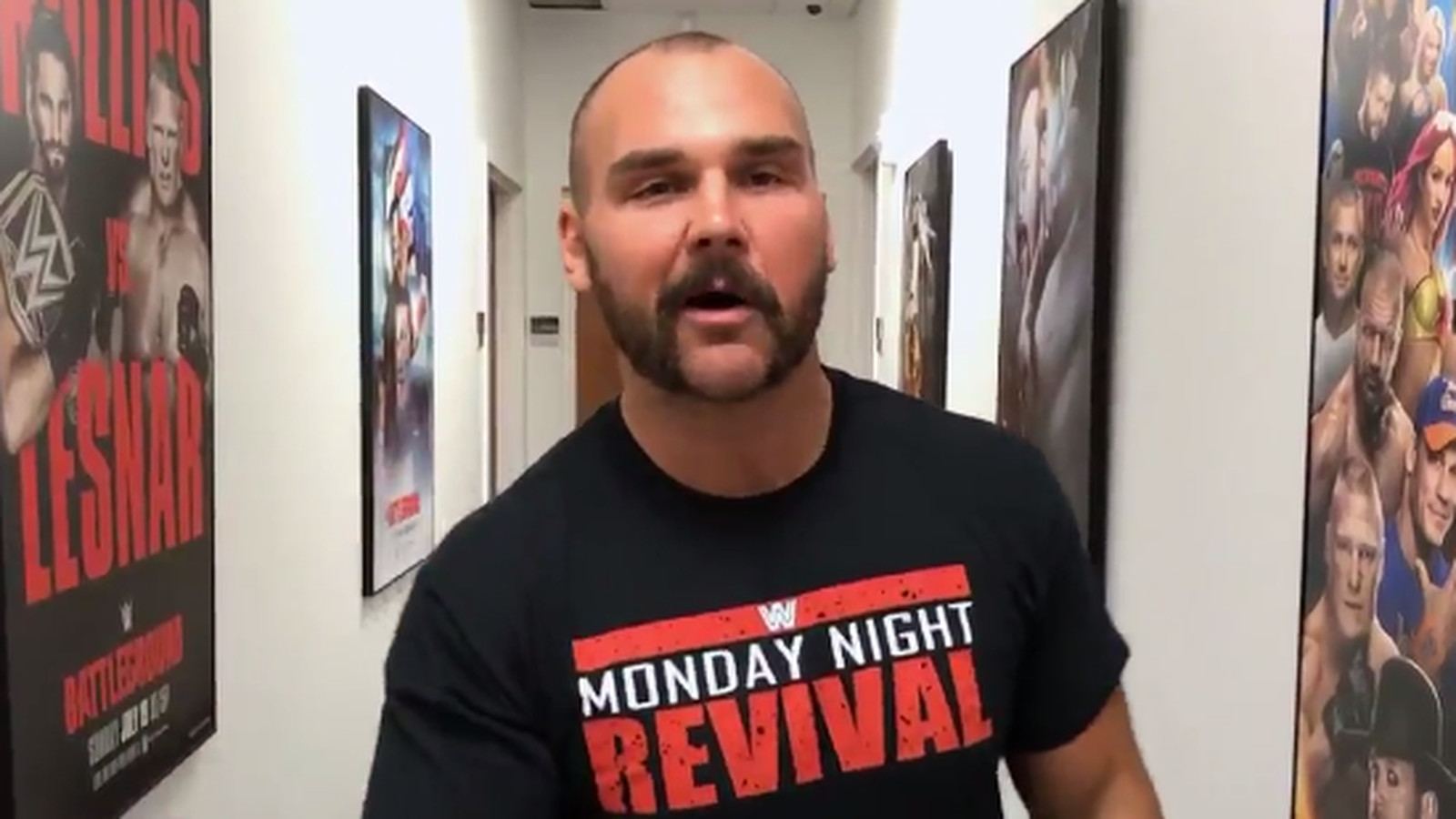 WWE confirms Scott Daw...