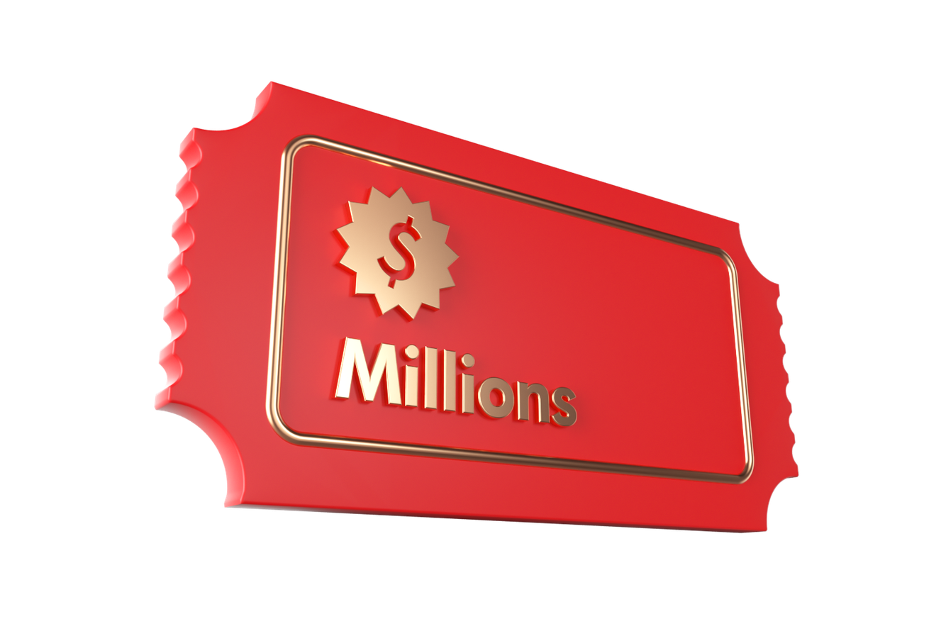 Millions is giving away  million — but who's the real winner?