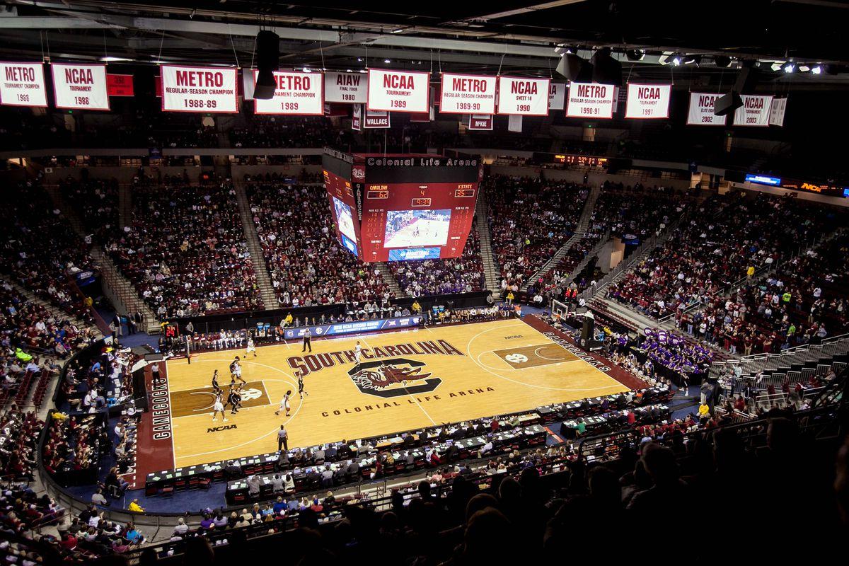 NCAA Womens Basketball: NCAA Tournament-Second Round-South Carolina vs Kansas State