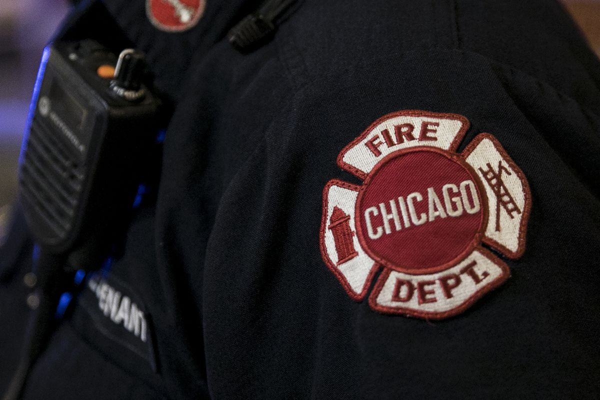 A toddler and an adult were seriously injured in a fire Jan. 22, 2020, in the 700 block of East 91st Street.