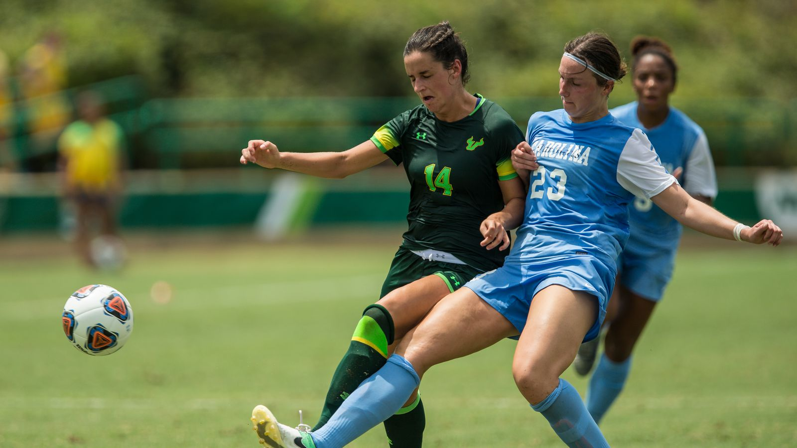 womens non conference soccer action - HD2420×1613