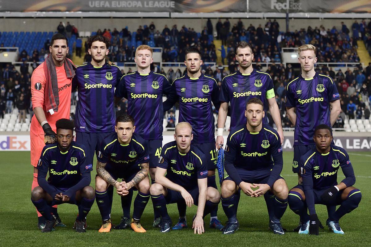 Apollon Limassol v Everton FC - UEFA Europa League Group E match