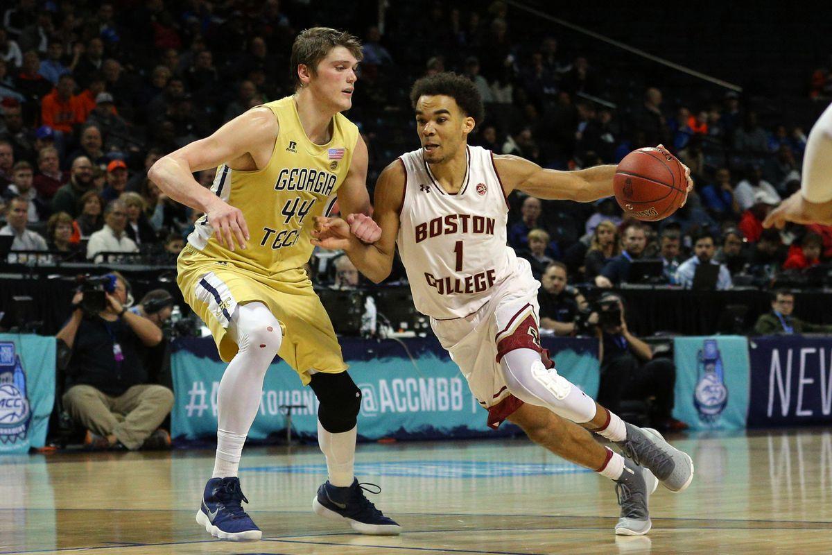 NCAA Basketball: ACC Conference Tournament-Boston College vs Georgia Tech