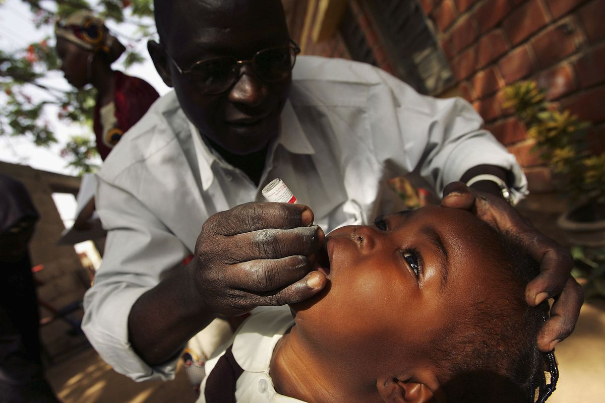 Nigeria Battles Polio 50 Years After Discovery Of Vaccine