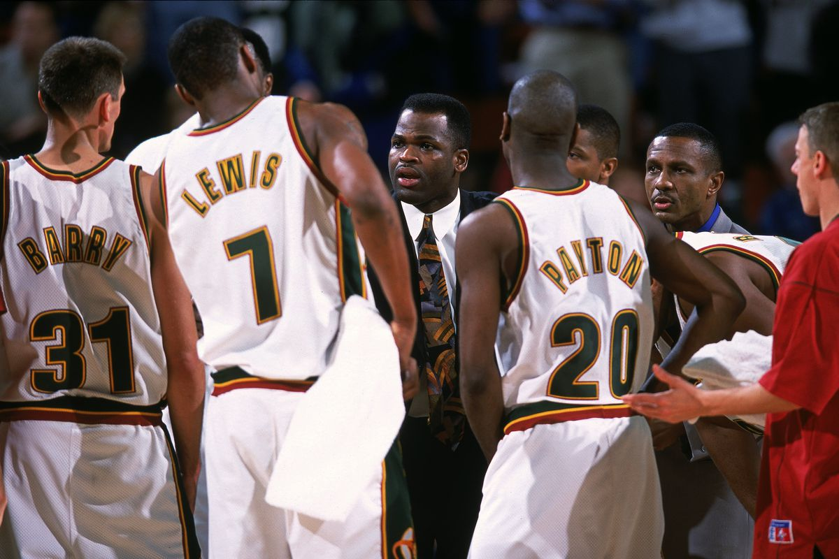 Gary Payton and Rashard Lewis involved in new pro basketball
