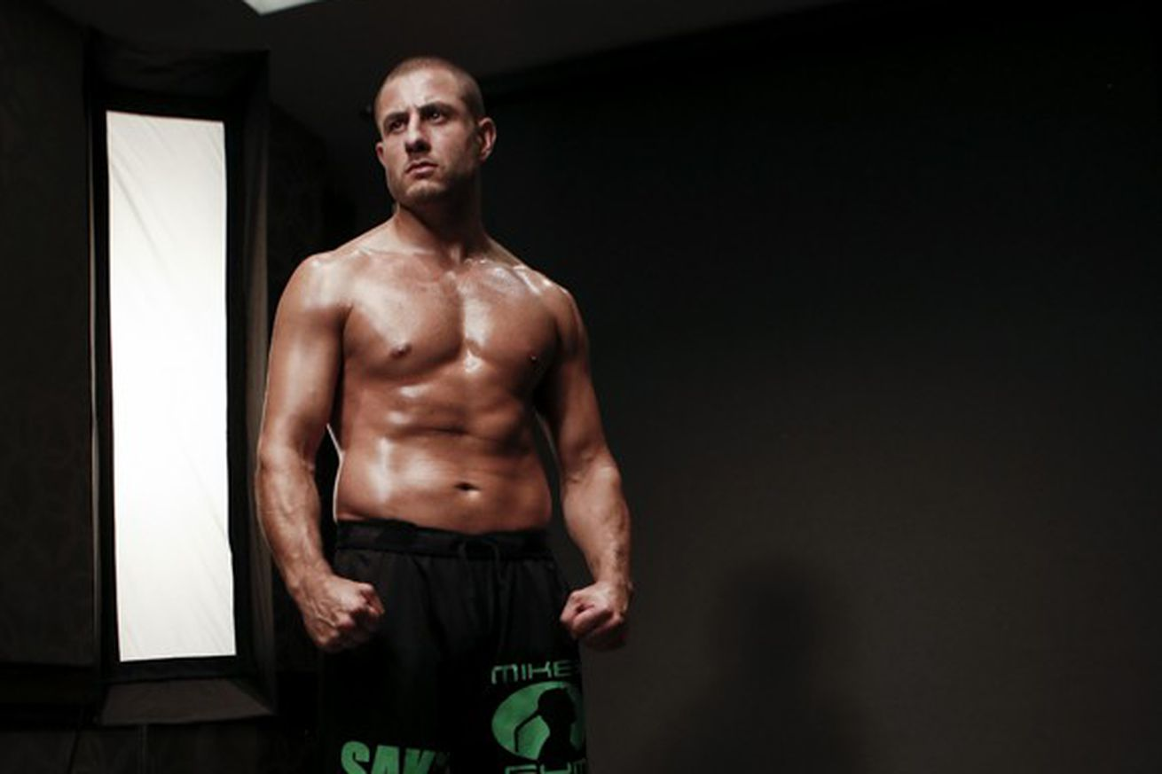 community news, Tired of waiting for Rico Verhoeven fight, kickboxing legend Gokhan Saki signs longterm contract with UFC