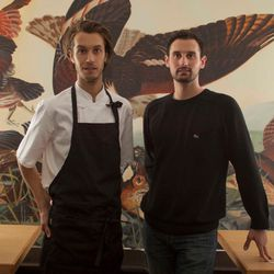 """<a href=""""http://ny.eater.com/archives/2012/11/fredrik_berselius_eamon_rockey_to_open_aska_tonight.php"""">Opening Alert: Aska</a>"""