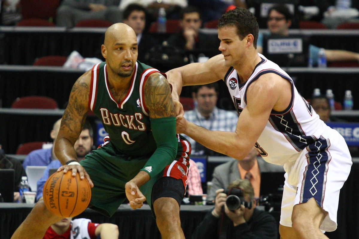 Milwaukee Bucks big man Drew Gooden was named the NBA's Eastern Conference Player of the Week for games from March 12-18. Sweet.