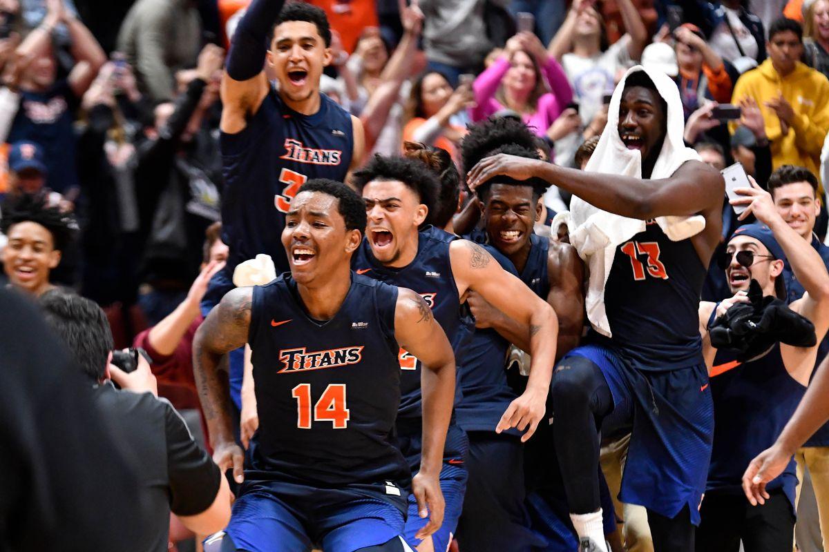 NCAA Basketball: Big West Conference Tournament_Fullerton v. Irvine