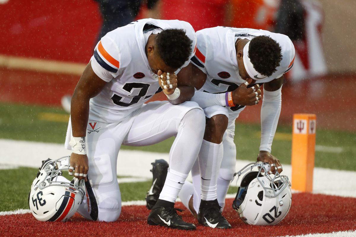 Virginia Football Made The Right Choice Moving Their Game Against