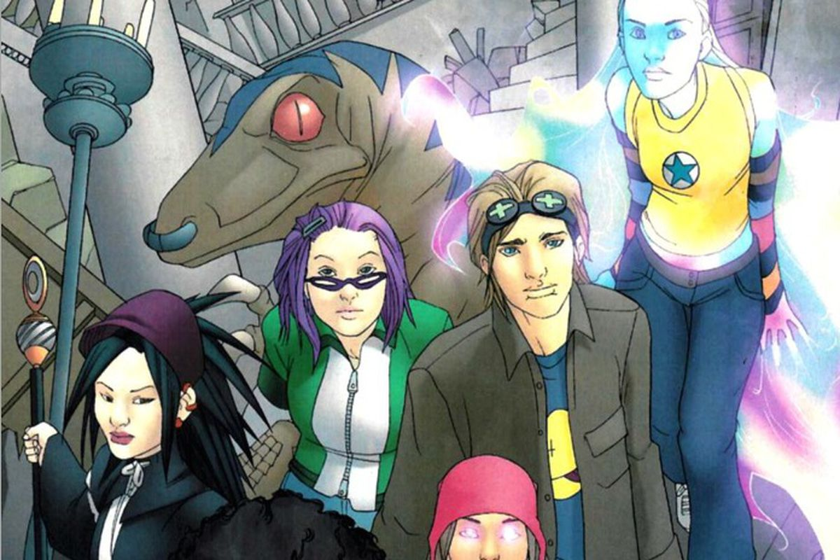 Marvel Comics names Runaways editor as new editor-in-chief