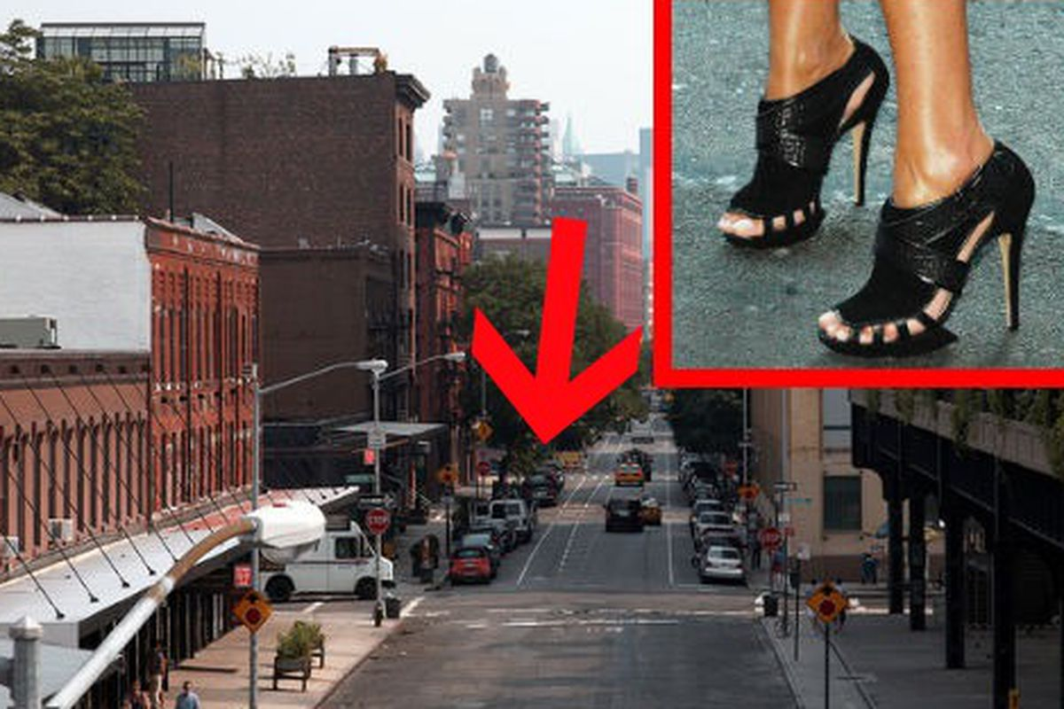 """Meatpacking image via <a href=""""http://www.flickr.com/photos/29474962@N04/5185331082/sizes/z/in/photostream/"""">npzo</a>/Flickr"""