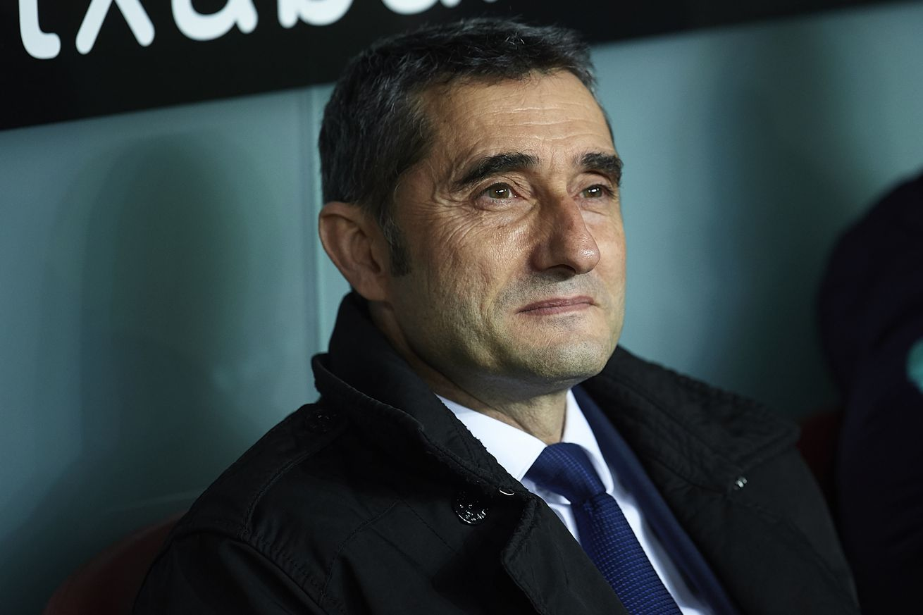 Valverde ?had no doubts? about continuing at Barca