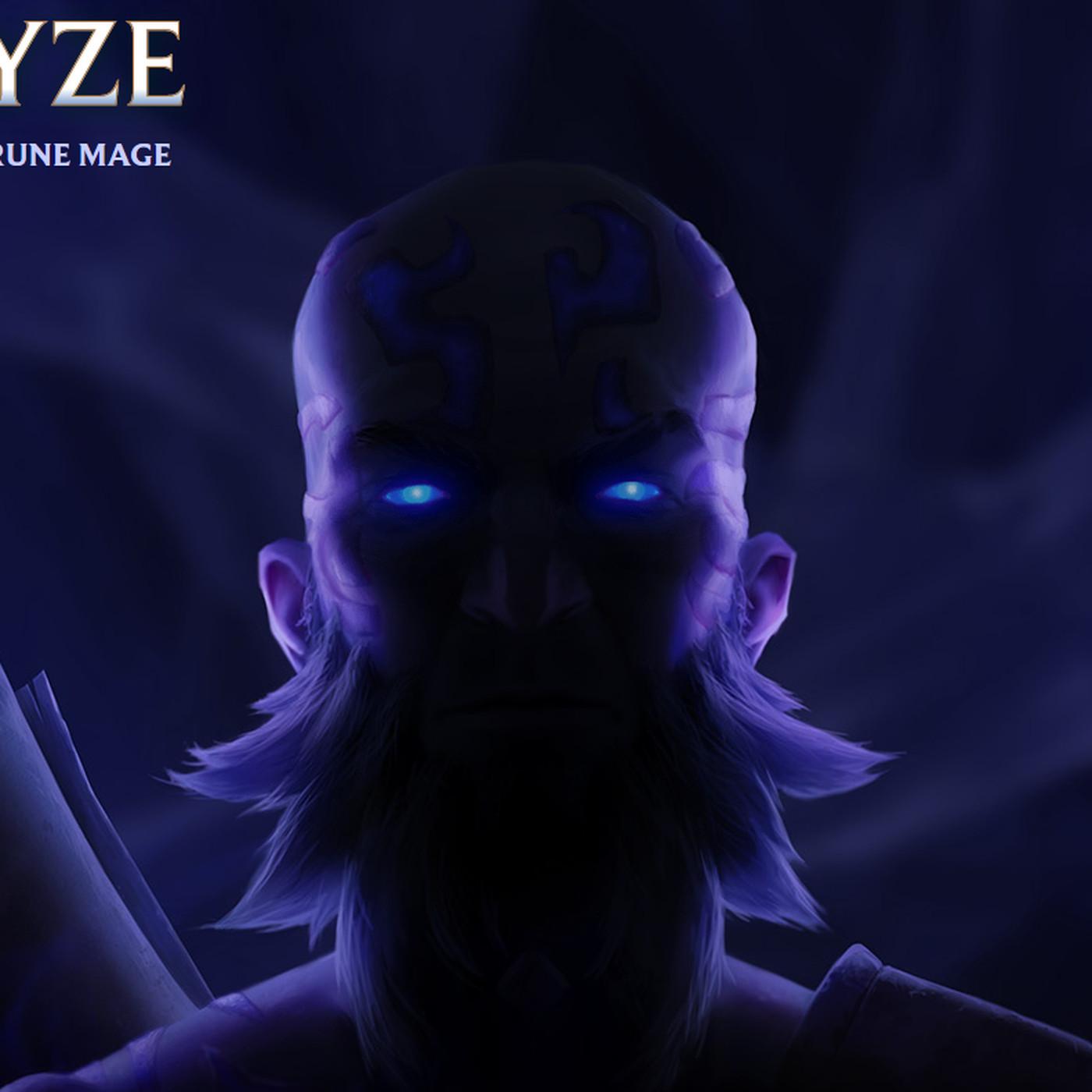 Ryze Old